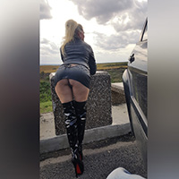 leilahot69 outdoor 3